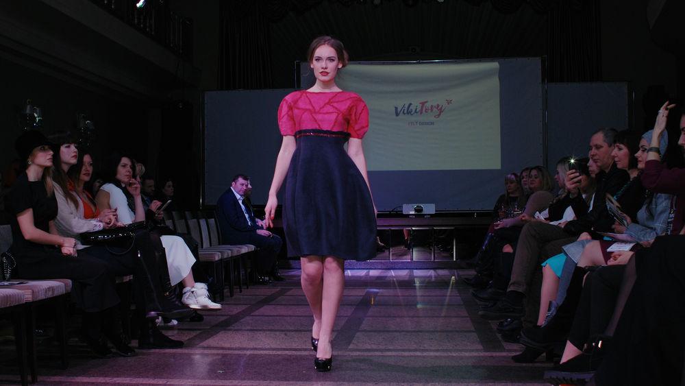 платье от дизайнера