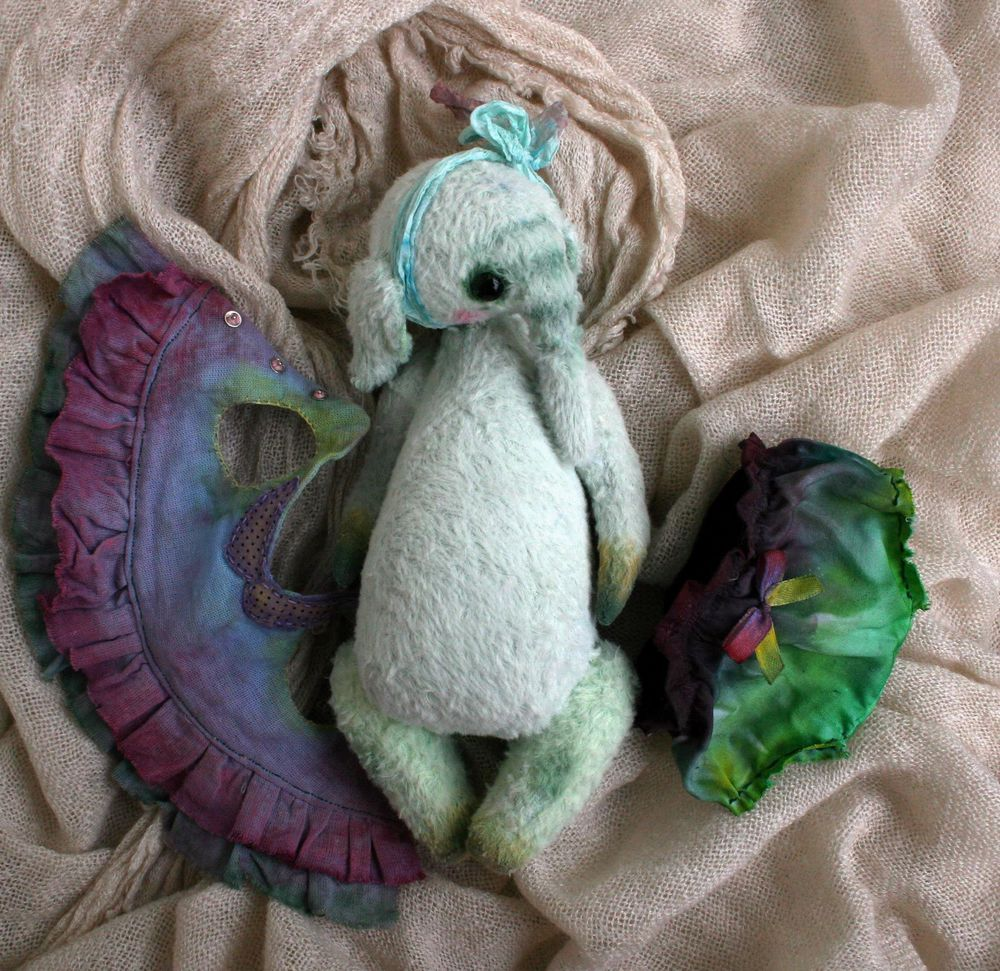 мой новый слоник Цветущая  Крайола, фото № 8