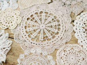 Понижение цен! Старинные ажурные шедевры для Вашего дома!. Ярмарка Мастеров - ручная работа, handmade.