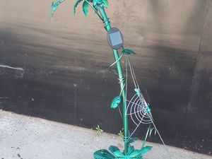 фонарь садовый. Ярмарка Мастеров - ручная работа, handmade.