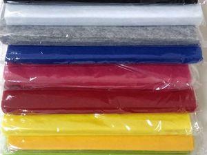 Фетр для новогоднего декора: жесткий, мягкий, разные цвета. Ярмарка Мастеров - ручная работа, handmade.