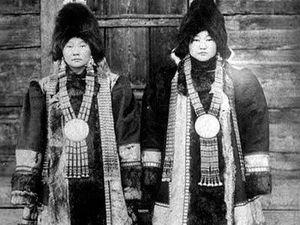 Древние украшения якутов. Ярмарка Мастеров - ручная работа, handmade.