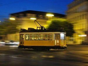 Жёлтый лиссабонский трамвай. Ярмарка Мастеров - ручная работа, handmade.