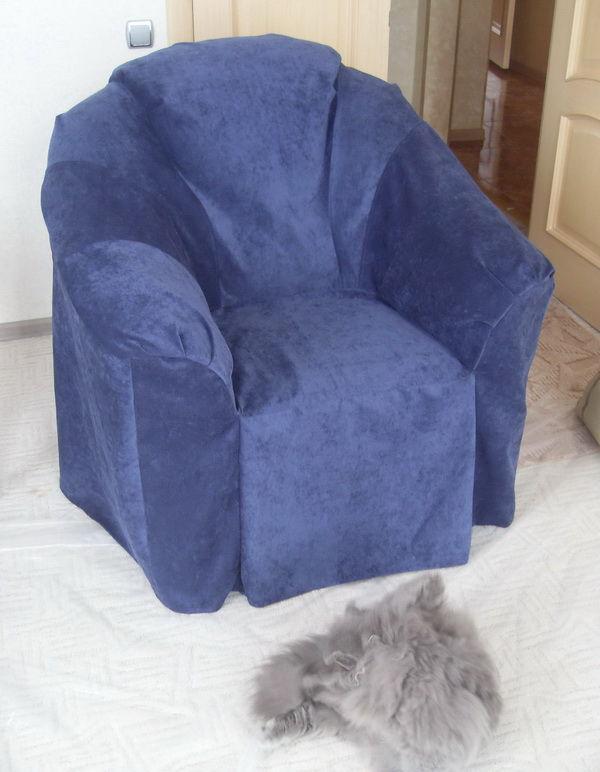 чехлы, чехол на кресло, пошив чехла на мебель, заказать чехол на мебель, для дома и интерьера