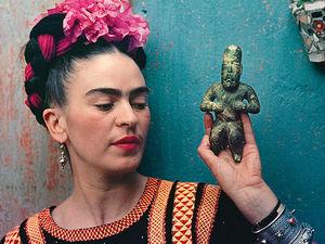 Фрида, которой мы не знали: выставка в Музее Виктории и Альберта. Ярмарка Мастеров - ручная работа, handmade.
