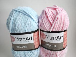 Пополнение YarnArt.. Ярмарка Мастеров - ручная работа, handmade.