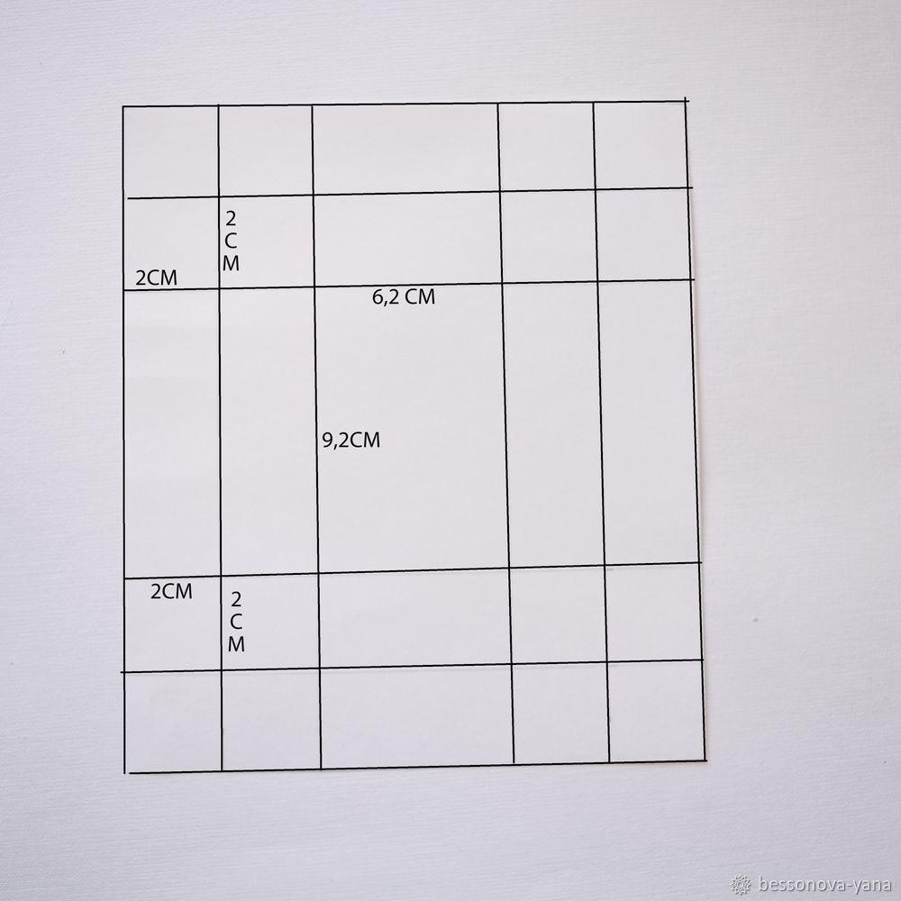 Делаем коробку для своих изделий, фото № 14