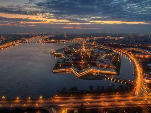 Самый прекрасный город России с высоты птичьего полета. Ярмарка Мастеров - ручная работа, handmade.