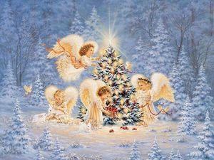 Поздравление с Рождеством!. Ярмарка Мастеров - ручная работа, handmade.