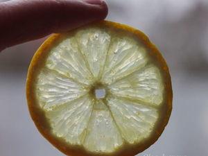 В продаже один лимончик.. Ярмарка Мастеров - ручная работа, handmade.