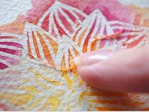 Как выбрать бумагу для акварели | Ярмарка Мастеров - ручная работа, handmade
