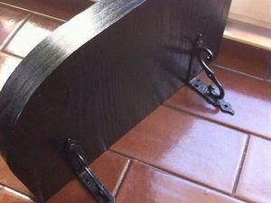 Изготавливаем прикроватную полку своими руками. Ярмарка Мастеров - ручная работа, handmade.