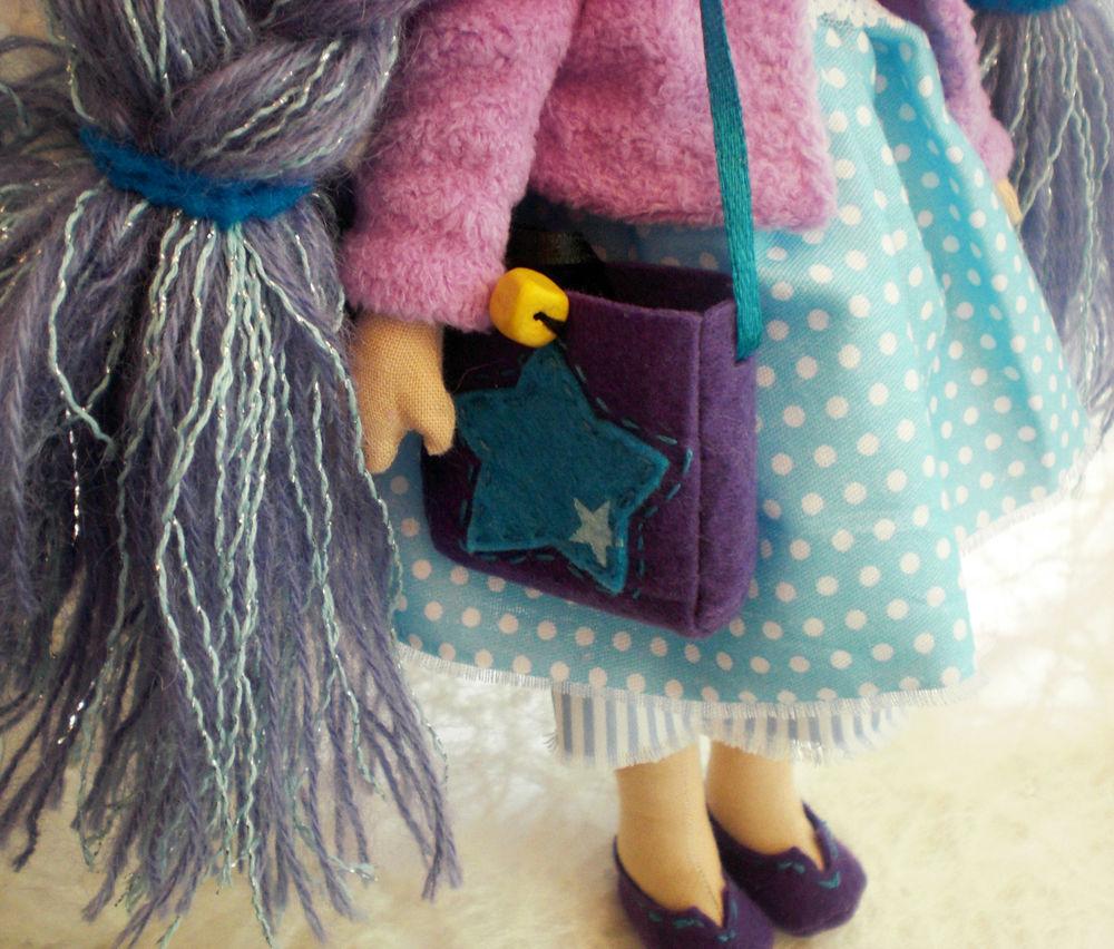 кукла для девочки, игрушка ручной работы