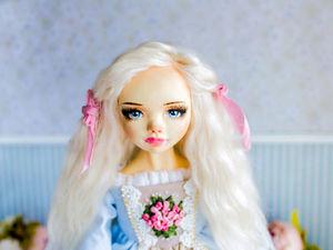 Фелисити авторская кукла, интерьерная коллекционная кукла, подарок. Ярмарка Мастеров - ручная работа, handmade.