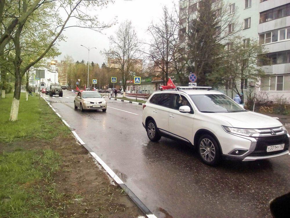 День Победы в моем подмосковном городке., фото № 6