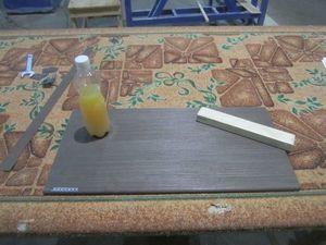 Как наклеить шпон в домашних условиях: видеоурок. Ярмарка Мастеров - ручная работа, handmade.