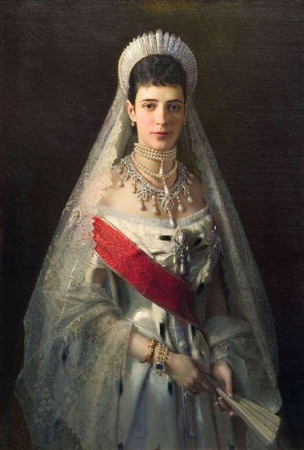 Русская тиара с французским названием, фото № 12