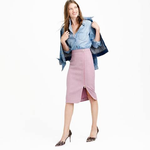 итальянские ткани, шерстяная юбка
