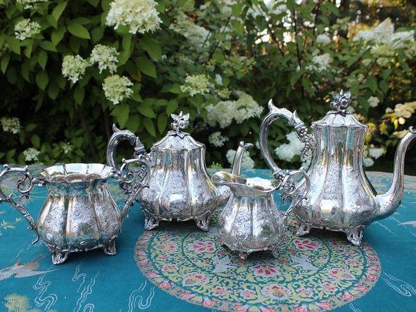 Чаепитие по-королевски....роскошь и изящество | Ярмарка Мастеров - ручная работа, handmade
