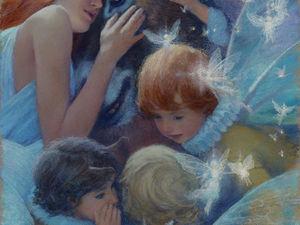 Удивительные сказочные иллюстрации Christian Birmingham. Ярмарка Мастеров - ручная работа, handmade.