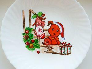 Очаровательный щенок ищет хозяев и может стать отличным подарком к празднику!. Ярмарка Мастеров - ручная работа, handmade.