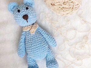 7 причин, почему нужно купить ребёнку вязаную игрушку.. Ярмарка Мастеров - ручная работа, handmade.