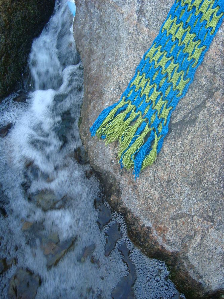 полосатый шарф, эль ниньо