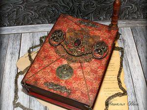 Коллекционная книга, доп.фото. Ярмарка Мастеров - ручная работа, handmade.
