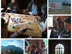 Обучение плетению мандал в местах Силы. Ярмарка Мастеров - ручная работа, handmade.