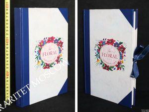 Фотоальбом большой альбом пергамент Англия 4. Ярмарка Мастеров - ручная работа, handmade.