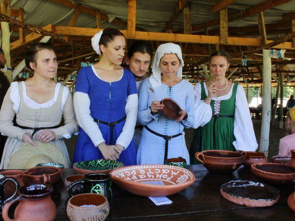 фестиваль исторической реконструкции   Ярмарка Мастеров - ручная работа, handmade