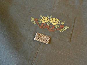 Новая блузка.. Ярмарка Мастеров - ручная работа, handmade.