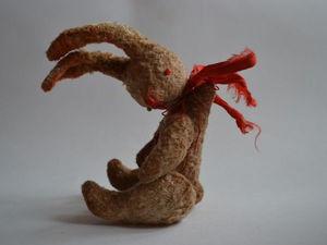 Jay. тедди заяц. | Ярмарка Мастеров - ручная работа, handmade