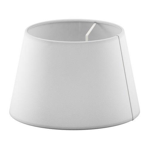 ЭРА Абажур IKEA Абажур из ткани; создает рассеянное и декоративное освещение.