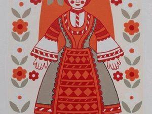Праздничные обряды славян Мара Лишанка. Ярмарка Мастеров - ручная работа, handmade.