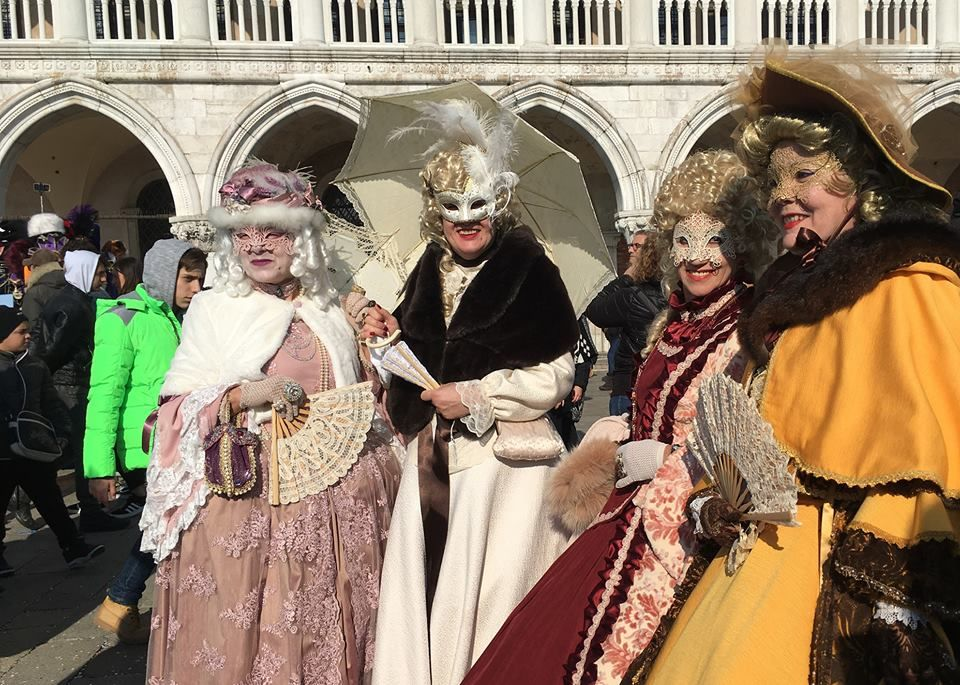 Refined, Elegant, Mystical: The Carnival of Venice, фото № 19