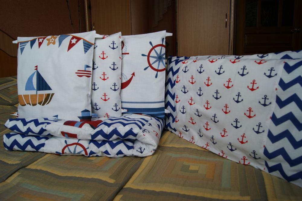 подушки, текстиль для детской