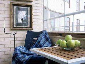 А может, оформить балкон в стиле лофт?. Ярмарка Мастеров - ручная работа, handmade.