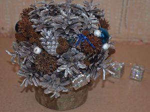 Изготовление подсвечника из природных материалов. Ярмарка Мастеров - ручная работа, handmade.