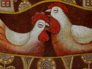 Конкурс коллекций. Год Петуха. | Ярмарка Мастеров - ручная работа, handmade