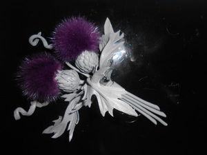 Только  2 дня  - 7 и 8  февраля   Новая Цена на  Броши Черополохи!))) | Ярмарка Мастеров - ручная работа, handmade