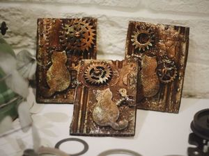 АТС карточки — и я туда же). Ярмарка Мастеров - ручная работа, handmade.
