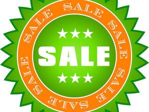 Распродажа с 5-20 августа — -50% на все готовое!. Ярмарка Мастеров - ручная работа, handmade.