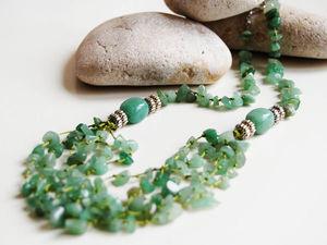 Акция на украшения с камнями продлена!!! СКИДКА теперь -35 % | Ярмарка Мастеров - ручная работа, handmade