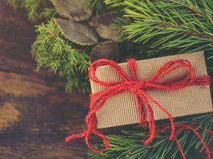 Коробка с подарками тому, кто правильно ответит на вопрос!. Ярмарка Мастеров - ручная работа, handmade.