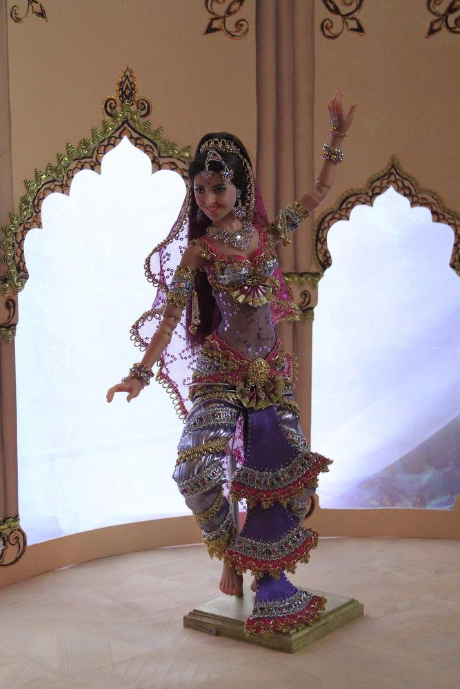 индийский стил