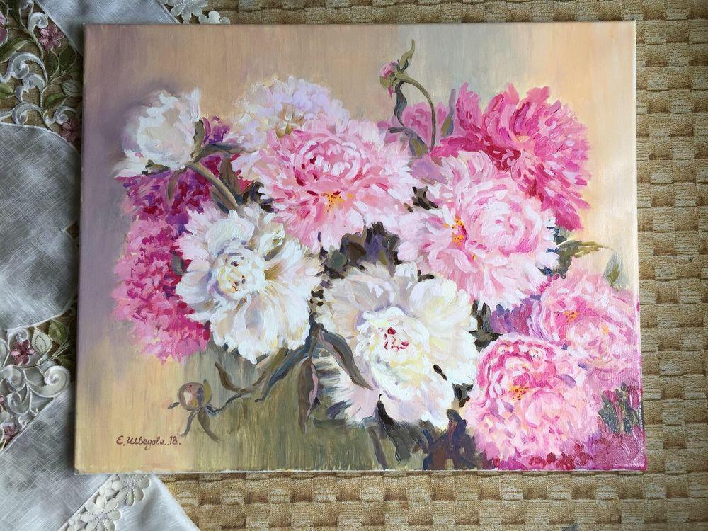 купить картину с цветами