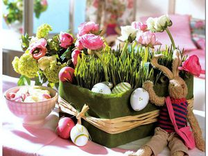 В преддверии Пасхи: создаем дома светлый праздничный уют. Ярмарка Мастеров - ручная работа, handmade.