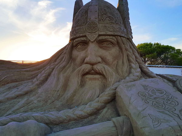 Скульптуры из песка | Ярмарка Мастеров - ручная работа, handmade