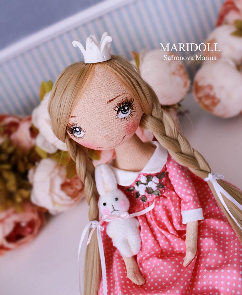кукла для принцессы, подарок женщине